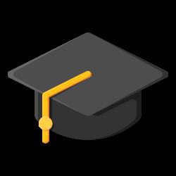Vector Image of Graduation Cap
